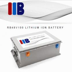 RB48V 100 LITHIUM ION BATTERY