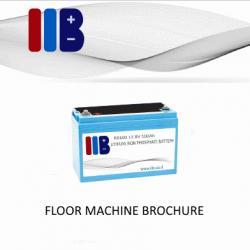 IIB Floor Machine