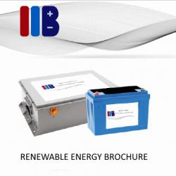 IIB  RENEWABLE  ENERGY